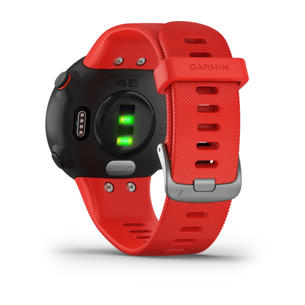 Forerunner 45 Large Lava Red 7