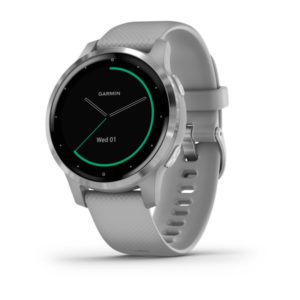 Vivoactive 4s Powder Gray with Silver